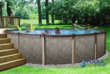 Above Ground Swimming Pools / Poolsandstuff.com sells high-quality, affordable swimming pools. With free shipping to 48 states, we make summer fun easy!