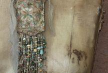 bead fabric make