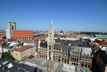 Munich / #Munich #München #Bavaria #Germany