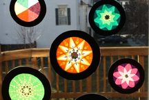 Stained glass effects