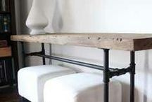 sivupöytä, sohvapöytä