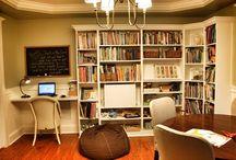 Homeschool Room / by Sunny Wilderman