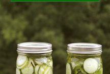 Fresh produce - freezing, bottling, dehydrating