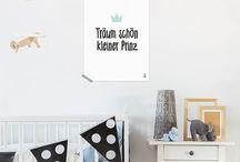 BABY / NEWBORN STUFF / PRESENT IDEAS / Alles was du zur Geburt schenken kannst oder für Dekoration des Babyzimmers benötigst – als Printable natürlich!