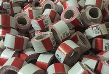 Awon Safety warning tape / Awon ikaz bandı
