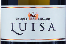 Luisa's wines / Luisa produces 4 lines of wines: LUISA, fresh and fruity, matured in stainless steeel vats I FERRETTI, top line, produced in small volumes, only in the best vintages. They matured in oak. E.MOTION: fresh, fruity, very easy to drink, small alcoholic content BRUT MILLESIMEE': Ribolla Gialla and Rosé, an alternative of quality to prosecco