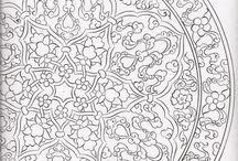 Çini desenleri
