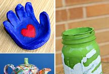 Christmas Gift Ideas from Toddlers/Preschooler