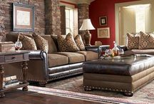 Western Style by Havertys Furniture / Style that'll have you kicking up your spurs.