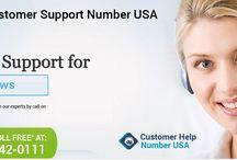 Windows Support Help desk Number  USA