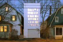 NY architecture// homes