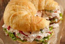 Sandwich fixing / by Joyce Fiorito