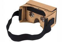 Hi-Tech et détente / Hi-tech, geek, camera, HD, réalité virtuelle