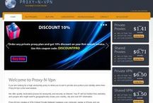 Proxy-N-VPN Coupons / by Best Private Proxies