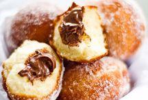 Sweets....nyum....nyum....