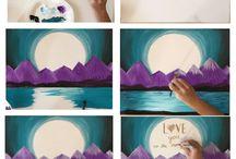 Watercolor Ideas