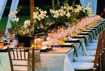 Outdoor weddings / by Alice In Weddingland
