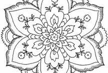 mozaik pattern