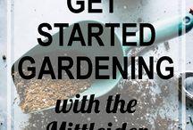 Mittleider Gardening
