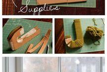 DIY Crafts / by Kristi Borowski Nagy