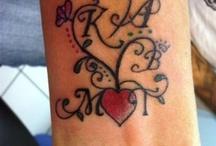 Stammbaum-tattoos