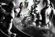 All things Batman / Title speaks for itself / by Jourdan Reading