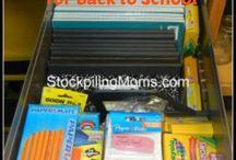 back to school & teacher appreciation / by Katherine Parker