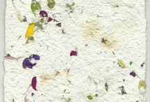 Handmade papir