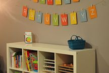 Toddler & room & ideas