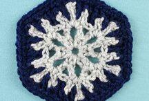 Crochet - Motifs & Stiches