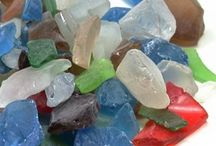 Sea stuff , sea glass