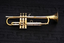 Trumpets I'd love to own / All about the feel and the sound of the horn