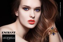 Cr jewels // Enchant Capsule Collection / fashion jewelry - CR Jewels