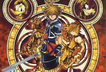 Kingdom Hearts / I love thise  games  too
