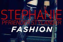 Stephanie Pfriender Stylander—Fashion / Fashion Photography by Stephanie Pfreinder Stylander / by Traffic_NYC