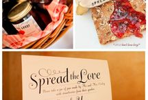 Wedding; rood / Bruiloft thema voor in de engel