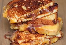 sandwiches / by Cassandra Mailer