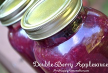 CANNING RECIPES / by Corinne Desrosiers Nicolette