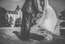 Black & White Wedding in Zagreb