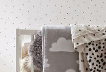 Neutral Tones / Nursery for baby or girl or boy