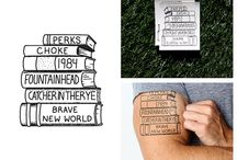 Tats for Book Lovers