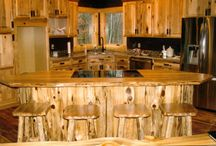 kitchen idea's / by Lisa Lewis