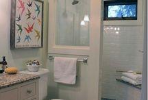 łazienka z okienkiem