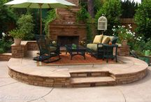 Backyard Oasis / by Gina Vitale