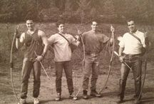 old archery pictures