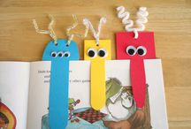 Kid Crafts--Bookmarks / by Library Gerbils