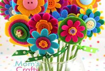 Kiddo crafts / Craft ideas for the students and jack :)