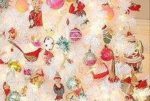 Christmas, Trees, Vintage / by Vickie Nicholas