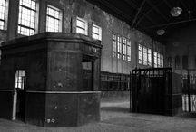Estación del Norte de Madrid / Sesión de fotos realizada en la antigua estación de tren de Príncipe Pío.