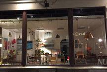 No Name Vintage / Scandinavian vintage shop in Teknologgatan 2, Gothenburg, Sweden,
